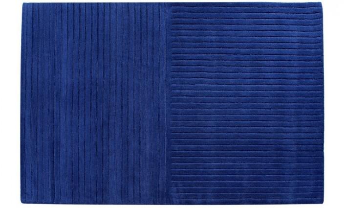 C.Olesen - London blå tuftet