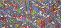 Trafik tæppe Big City