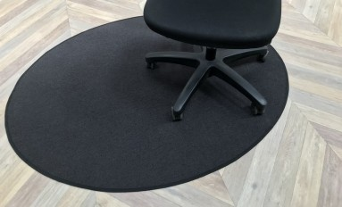 Ovalen-kontorstols underlag