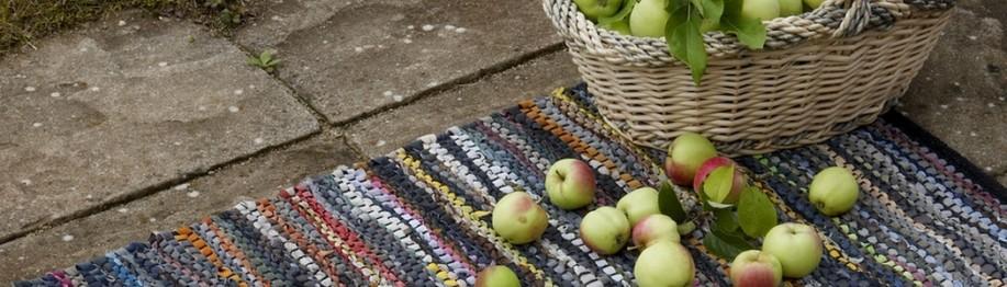 Klude/Læder tæpper