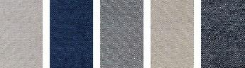 Idun tæppe i 5 smukke farver