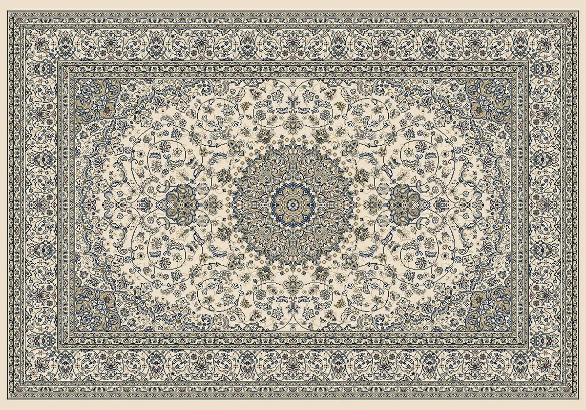 creme wilton afpasset tæppe